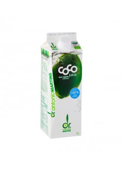 AGUA DE COCO 1L BIO - DR ANTONIO MARTINS - 4260183211372