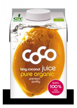 AGUA DE COCO KING 100% 500ML BIO - DR. ANTONIO MARTINS - 4260183212072