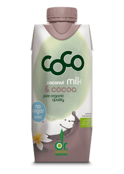 COCO MILK CON CACAO 330ML BIO - DR. ANTONIO MARTINS - 42348856