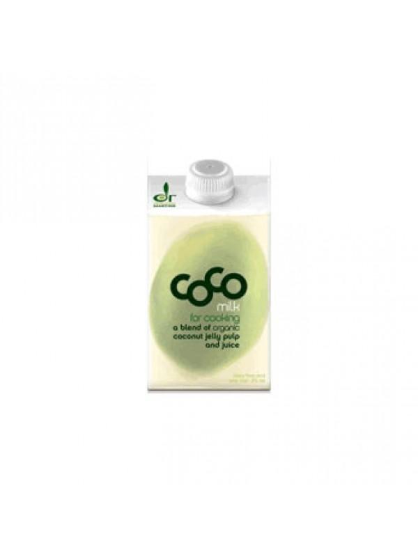 CREMA DE COCO PARA COCINAR 500ML BIO - DR. ANTONIO MARTINS - 4260183211679