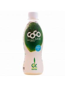 BOTELLA PET COCO DRINK NATURAL 330ML BIO - DR. ANTONIO MARTINS - 4260183210221
