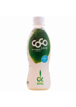 BOTELLA PET COCO DRINK NATURAL 330ML BIO - DR. ANTONIO MARTINS - 4260183210221