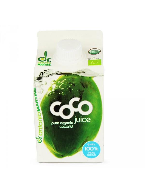 AGUA DE COCO 500ML BIO - DR ANTONIO MARTINS - 4260183211006
