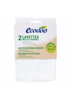 PAÑO DE COCINA MULTIUSOS - ECODOO - 3380380064272
