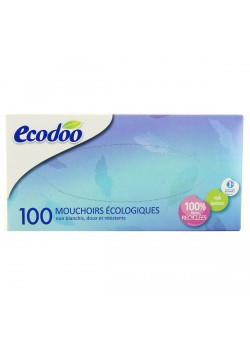 PAÑUELOS DE PAPEL DISPENSADOR - ECODOO - 3380380070761