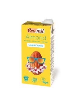 LECHE DE ALMENDRA VAINILLA 1L BIO - ECOMIL - 8428532210100
