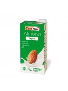 LECHE DE ALMENDRA BIO 1L BRICK - ECOMIL - 8428532200019