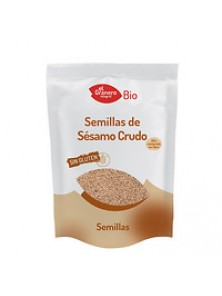 SEMILLAS DE SESAMO CRUDO 500GR BIO - EL GRANERO INTEGRAL - 8422584018370