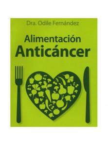 **ALIMENTACION ANTICANCER - ODILE FERNANDEZ - 9788461588268