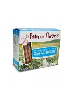 PAN DE FLORES SIN SAL 150GR BIO - LE PAIN DES FLEURS - 3380380036637