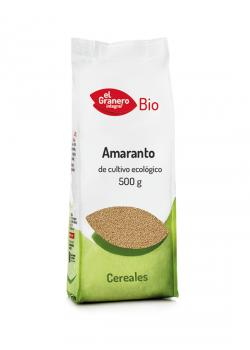 AMARANTO 500GR BIO - EL GRANERO INTEGRAL - 8422584018622