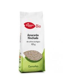 AMARANTO HINCHADO 125GR BIO - EL GRANERO INTEGRAL - 8422584030433