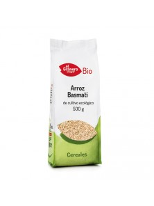 **ARROZ BASMATI BLANCO BIO 500GR - EL GRANERO INTEGRAL - 8422584019568