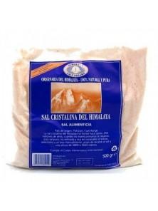 SAL CRISTALINA DEL HIMALAYA MOLIDA ROSA 500GR - AVITALE - 4041678002428