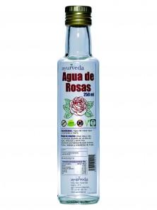 **AGUA DE ROSAS ROJAS 250ML - AYURVEDA AUTENTICO - 8436012052171