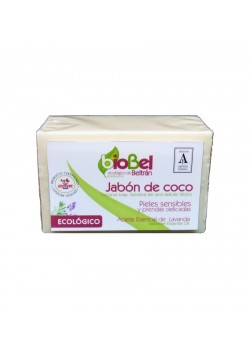 JABON DE COCO 240GR BIO - BIOBEL - 8421427063027