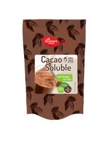 CACAO SOLUBLE CON AZUCAR DE COCO 350GR BIO - EL GRANERO INTEGRAL - 8422584019483