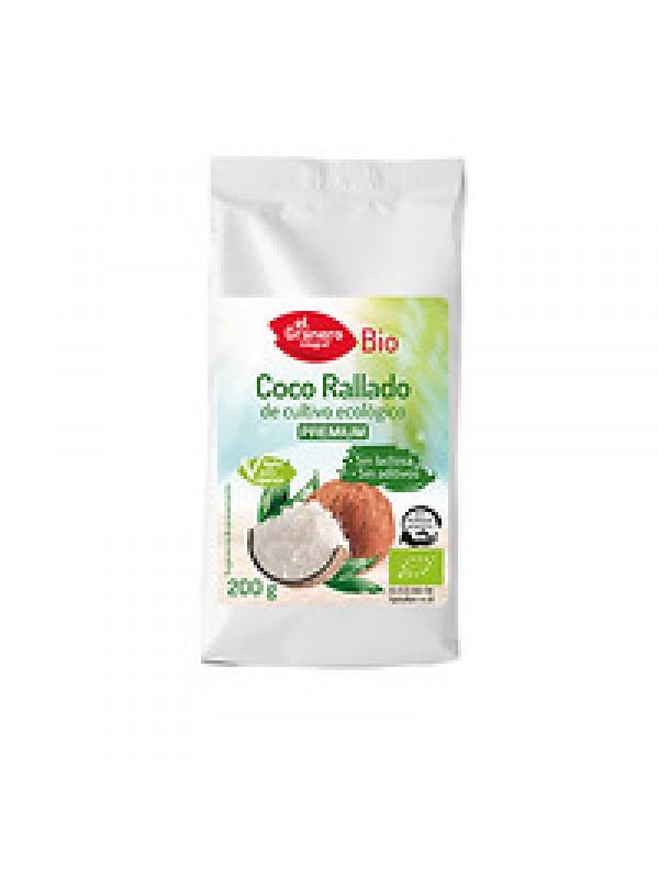 COCO RALLADO 200GR BIO - EL GRANERO INTEGRAL - 8422584044003