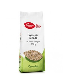 COPOS DE CEBADA 500GR BIO - EL GRANERO INTEGRAL - 8422584018158