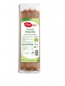 ESPAGUETIS INTEGRALES 500GR BIO - EL GRANERO INTEGRAL - 8422584018080