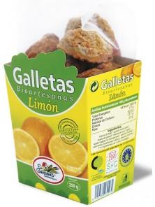 **GALLETAS BIOARTESANAS LIMON 250 GR - EL GRANERO INTEGRAL - 8422584030464