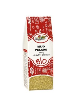 MIJO PELADO 500GR BIO - EL GRANERO INTEGRAL - 8422584018202