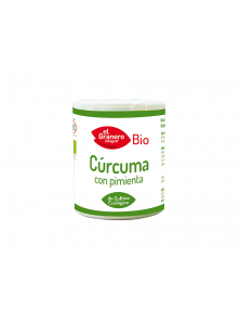 **ESPECIERO CURCUMA + PIMIENTA 75GR BIO - EL GRANERO INTEGRAL - 8422584019643
