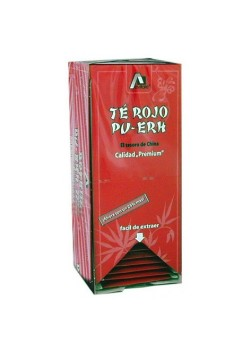 TE ROJO PU-ERH 20X2GR BOLSITAS - EVICRO MADAL BAL - 4024075500506