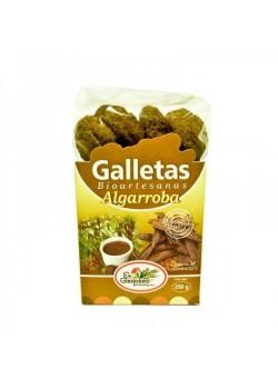 GALLETAS BIOARTESANAS ALGARROBA 250GR - EL GRANERO INTEGRAL - 8422584030488