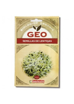 SEMILLAS DE LENTEJAS BIO 90GR - GEO - 8003419011355