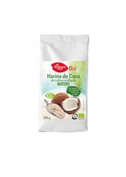 HARINA DE COCO 500GR BIO - EL GRANERO INTEGRAL - 8422584044027
