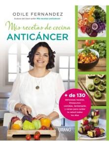 MIS RECETAS DE COCINA ANTICANCER - ODILE FERNANDEZ - 9788479538729
