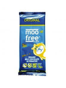 TABLETA DE CHOCOLATE ORIGINAL  BIO 100 GR - MOO FREE - 5060235830037