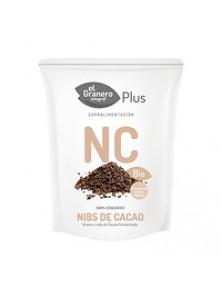 NIBS DE CACAO 200GR BIO - EL GRANERO INTEGRAL - 8422584058789