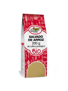 **SALVADO DE ARROZ BIO 200GR - EL GRANERO INTEGRAL - 8422584048810