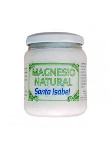 **SALES DE MAGNESIO NATURALES VIA ORAL  240GR - SANTA ISABEL - 8437002970048