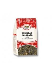 SEMILLAS DE CALABAZA BIO 250GR - EL GRANERO INTEGRAL - 8422584018431