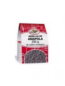 SEMILLAS DE AMAPOLA 250GR BIO - EL GRANERO INTEGRAL - 8422584019261