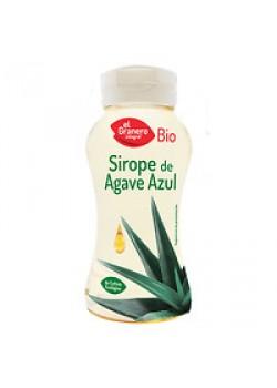 SIROPE DE AGAVE AZUL 400GR BIO - EL GRANERO INTEGRAL - 8422584019667