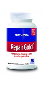 REPAIR GOLD 30 CAPSULAS - ENZYMEDICA - 670480290316