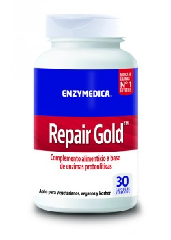 REPAIR GOLD 30 CAPSULAS - ENZYMEDICA - 670480290316