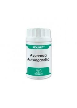 AYURVEDA ASHWAGANDHA 50 CAPSULAS - HOLOFIT - 8436003023654