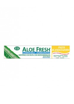 ALOE FRESH PASTA BLANQUEADOR 100ML - ESI - 8008843010059