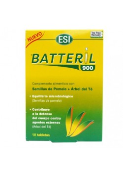 BATTERIL 900 10 TABLETAS - ESI - 8008843131143