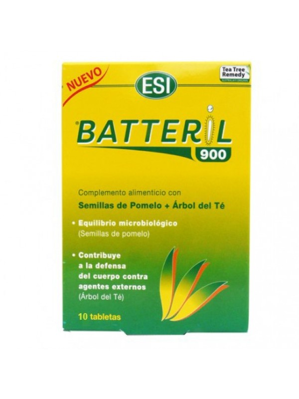 BATTERIL 900 10 TABLETAS - ESI - 8008843131143