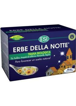 ERBE DELLA NOTTE TISANA 20 SOBRES - ESI - 8008843011377