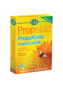 PROPOLAID PROPOLGOLA SABOR MENTA 30 COMPRIMIDOS - ESI - 8008843003815