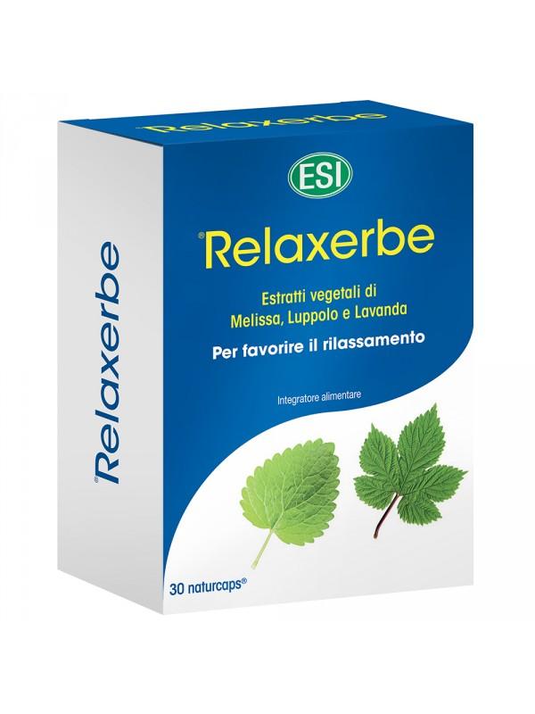 RELAXERBE 30 NATURCAPS - ESI TREPAT - 8008843004911