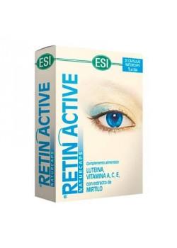 RETIN ACTIVE 20 CAPSULAS - ESI - 8008843007288