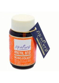 METIL B12 ÁCIDO FÓLICO 60 CAPSULAS - ESTADO PURO - 8436005300166